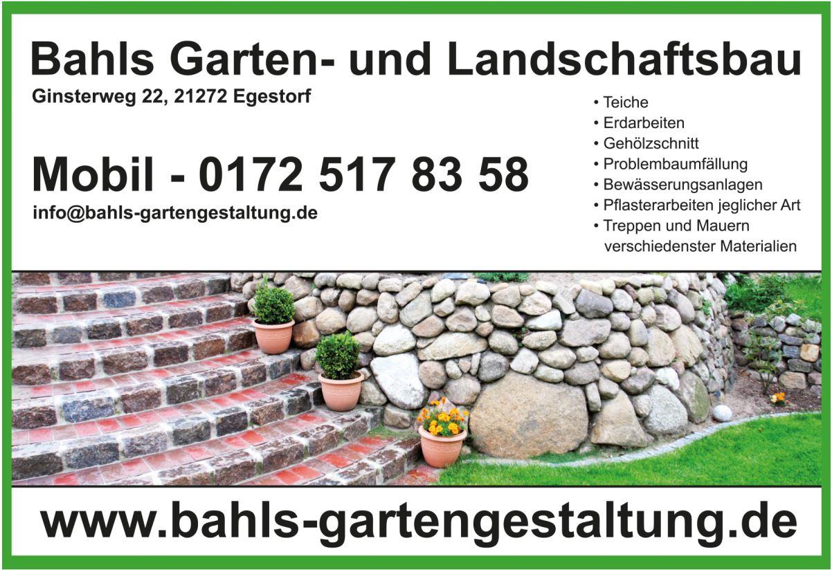 Bahls Gartengestaltung Egestorf