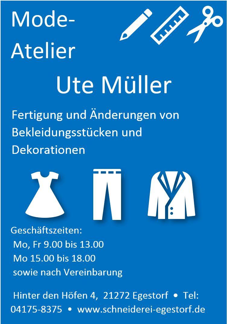 Modeatelier Ute Müller Egestorf